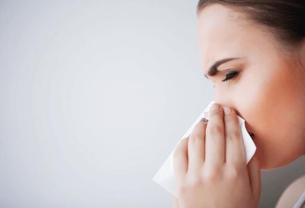 Importancia de los lavados nasales durante el otoño