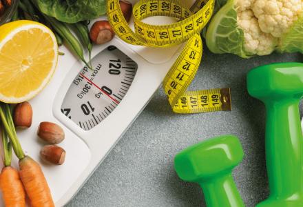 Dieta saludable + ejercicio regular: ¿peso normal?